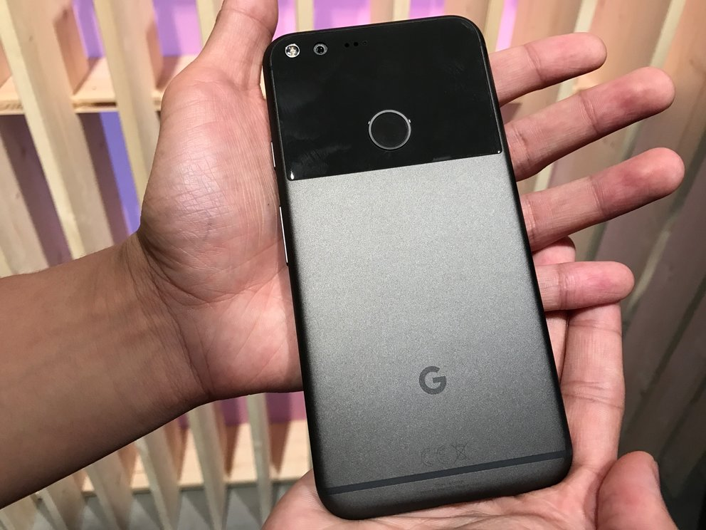 Google Pixel Hands-On_02