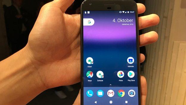 Pixel (XL): Android-Chef erklärt Googles neue Hardware-Strategie