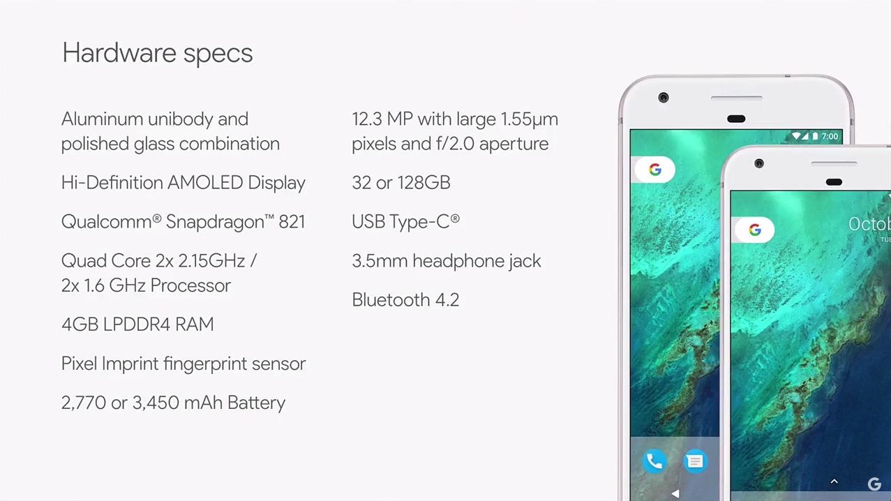 Google Pixel Amp Pixel Xl Vorgestellt Nexus Nachfolger Mit