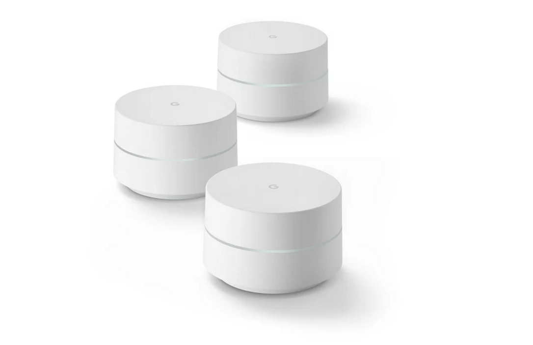 Google Wifi Vorgestellt Wlan Im Ganzen Haus Giga