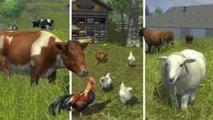 Landwirtschafts-Simulator 17: Tiere züchten - Kühe, Schafe, Schweine und Co.