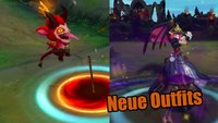 League of Legends: Riot stellt die Halloween-Outfits vor
