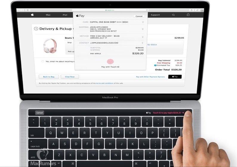 Apple leakt Design und Funktionen des neuen MacBook Pro
