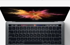 MacBook Pro: Touch Bar wird...