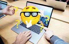 Fragen, die das neue Macbook...