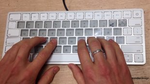 Apple soll Magic Keyboard mit E-Ink-Display planen