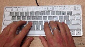 Apple soll Magic Keyboard mit E-Ink-Display planen