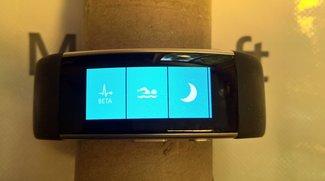 Microsoft Band 3: Erste Fotos des eingestellten High-End-Wearables aufgetaucht