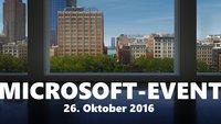 Microsoft-Event am 26. Oktober: Was zu erwarten ist – und was nicht vorgestellt wird