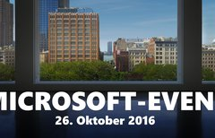 Microsoft-Event am 26. Oktober...