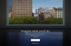 Microsoft-Event: Livestream...