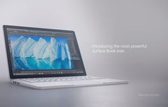 Microsoft Surface Book i7...