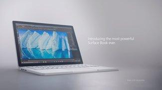 Microsoft Surface Book i7 vorgestellt: Mehr Leistung und höhere Akkulaufzeit