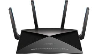 Nighthawk X10: Netgear stellt bisher schnellsten WLAN-Router vor