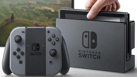 Nintendo Switch: Neue Details zum Dock, kein Touchscreen verbaut?