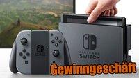 Nintendo Switch: Von Beginn an ein Gewinngeschäft – 2 Millionen Verkäufe erwartet