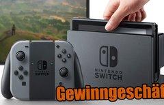 Nintendo Switch: Von Beginn an...