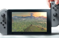 Nintendo Switch: Display wird...