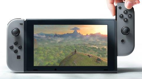 Nintendo Switch: Display wird angeblich Multi-Touch unterstützen