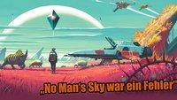No Man's Sky: Alles ein großer Fehler? Twitter-Post sorgt für Verwirrung