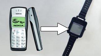 DIY: So wird aus deinem alten Handy eine Smartwatch
