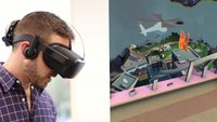Oculus Santa Cruz: Drahtloses VR-Headset arbeitet ohne PC und Smartphone