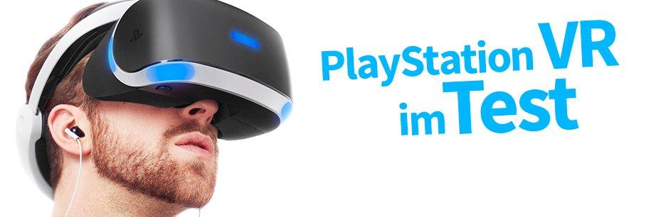PlayStation VR im Test