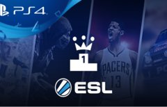 PlayStation 4 goes E-Sport:...