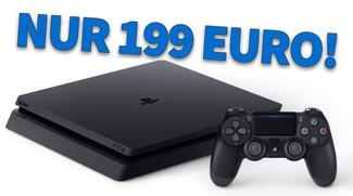 Top-Angebot: Sichere Dir jetzt die PlayStation 4 Slim für nur 199 Euro