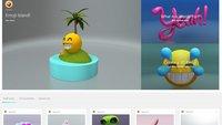 Paint 3D: Preview bereits zum Download verfügbar