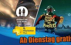 PlayStation Plus: Diese Spiele...