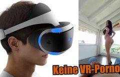 PlayStation VR: Porno-Anbieter...