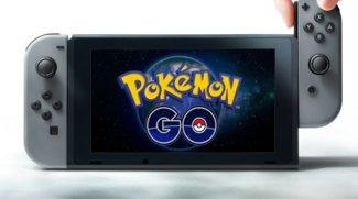 Nintendo Switch: Pokémon GO für die neue Nintendo-Konsole eher unwahrscheinlich