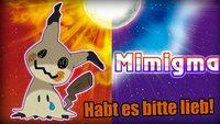 Pokémon Sonne & Mond: Dieses Mimigma-Video kann Dich zu Tränen rühren