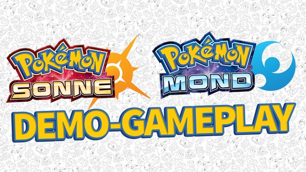 Pokémon Sonne & Mond: 15 Minuten Gameplay aus der Demo bei uns im Video