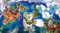 Pokémon Sonne und Mond: Demo-Version angekündigt, neue Entwicklungen vorgestellt