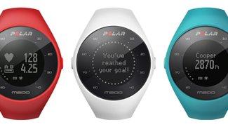 Polar stellt Einsteiger-Fitness-Smartwatch mit integriertem GPS vor