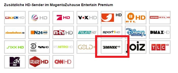 Prosieben Maxx Kabel Deutschland Problem