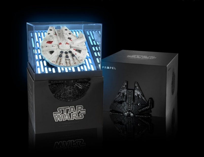 Propel Star Wars Battle Drones Packung