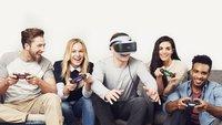 PlayStation VR: Die besten Reaktionen auf die Virtual-Reality-Brille