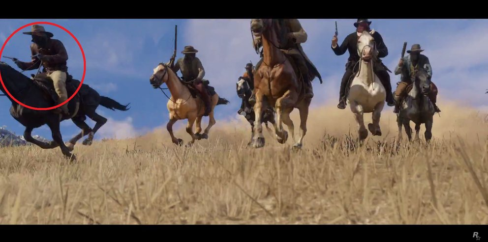 Red Dead Redemption - Erster Trailer