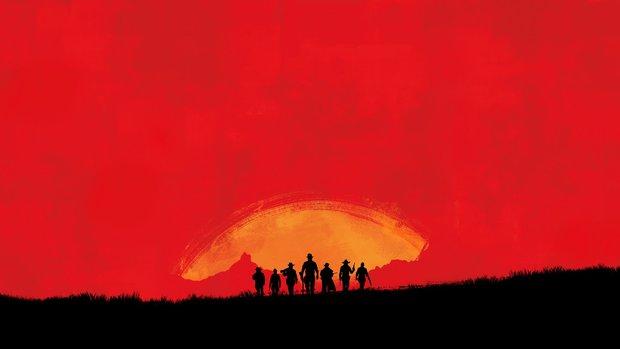 Red Dead Redemption 2: Rockstar teast das Spiel mit einem zweiten Artwork an