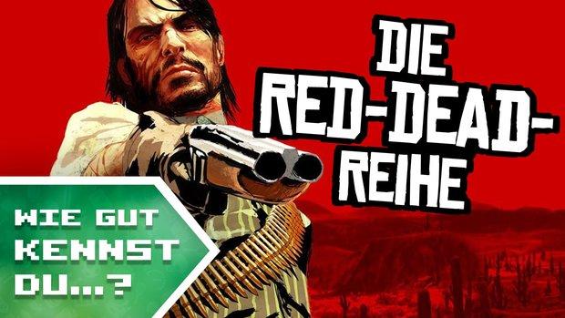Wie gut kennst Du die Red-Dead-Reihe?