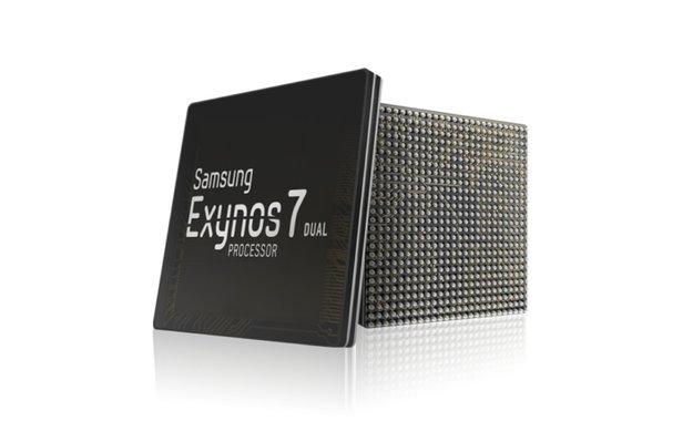 Samsung Exynos 7 Dual 7270: LTE-fähiger Chip für Wearables geht in Massenproduktion