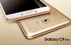 Galaxy C9 Pro: Das erste...