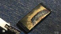 Samsung Galaxy Note 7: Sicheres Modell im Flugzeug explodiert [Update: Offizielle Untersuchung]