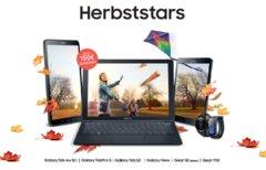 Samsung-Herbststars: Bis zu...