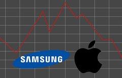 Smartphone-Marktanteile: Apple...