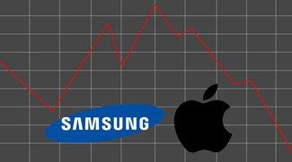 Smartphone-Marktanteile: Apple und Samsung verlieren