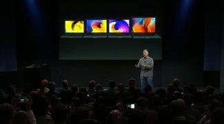 Apple Event: Aufzeichnung und Zusammenfassung des Keynote-Streams
